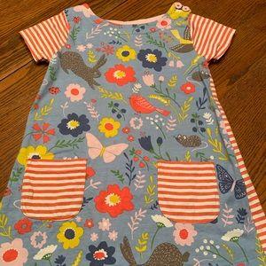 Mini Boden dress/tunic size 5-6